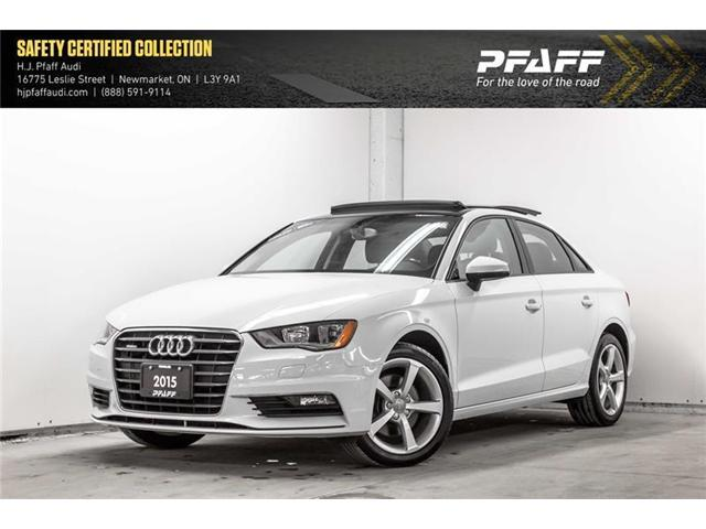 2015 Audi A3 2.0T Komfort (Stk: 53239) in Newmarket - Image 1 of 22