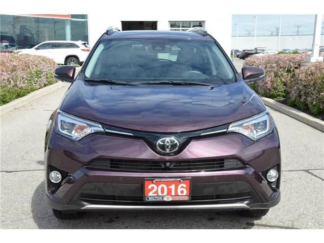 2016 Toyota RAV4 Limited (Stk: 496364A) in Milton - Image 2 of 23