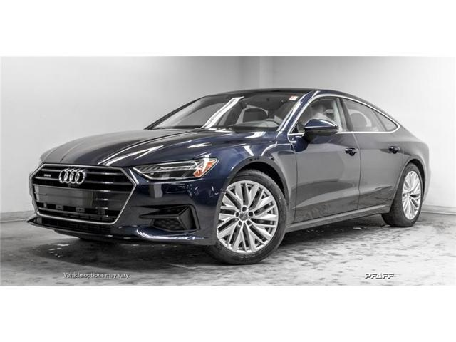 2019 Audi A7 55 Technik (Stk: A11951) in Newmarket - Image 1 of 22