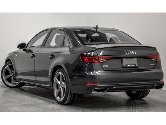 Newmarket Drive Test Centre >> 2019 Audi A4 45 Progressiv at $55046 for sale in Newmarket - Pfaff Audi Newmarket