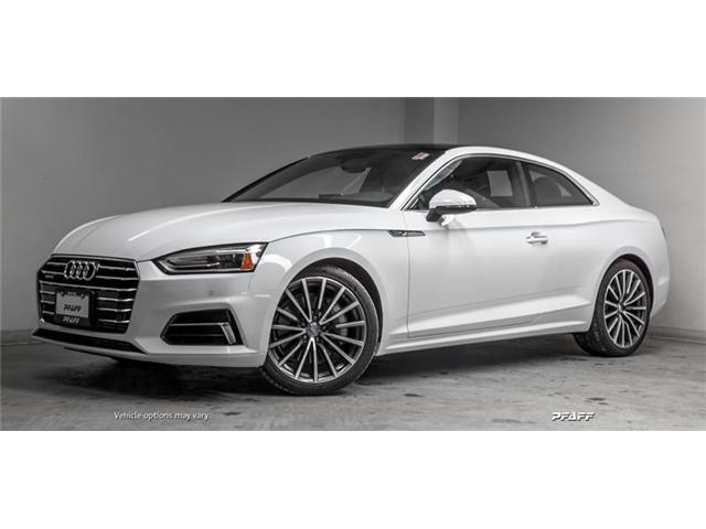 2019 Audi A5 45 Progressiv (Stk: A12065) in Newmarket - Image 1 of 22