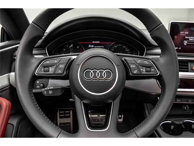 2019 Audi A5 45 Progressiv (Stk: A12065) in Newmarket - Image 12 of 22
