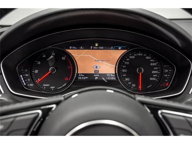 2019 Audi A5 45 Progressiv (Stk: A12065) in Newmarket - Image 14 of 22