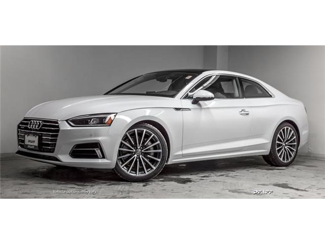 2019 Audi A5 45 Technik (Stk: A12125) in Newmarket - Image 1 of 22