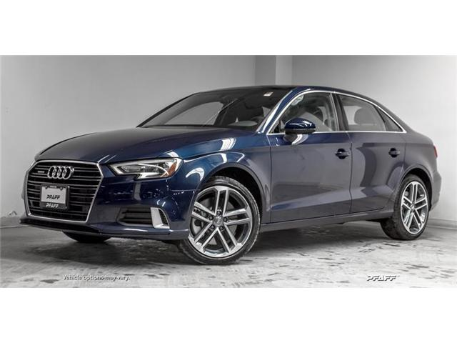 2019 Audi A3 45 Progressiv (Stk: A12135) in Newmarket - Image 1 of 22