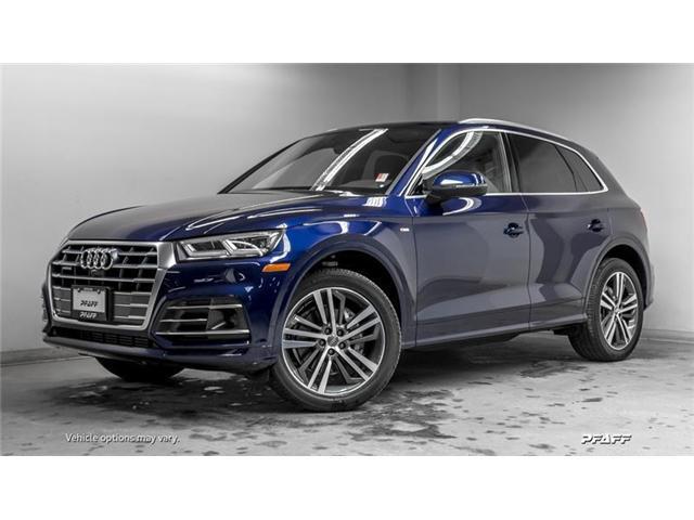 2019 Audi Q5 45 Technik (Stk: A12155) in Newmarket - Image 1 of 22