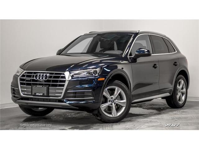 2019 Audi Q5 45 Progressiv (Stk: A12178) in Newmarket - Image 1 of 8