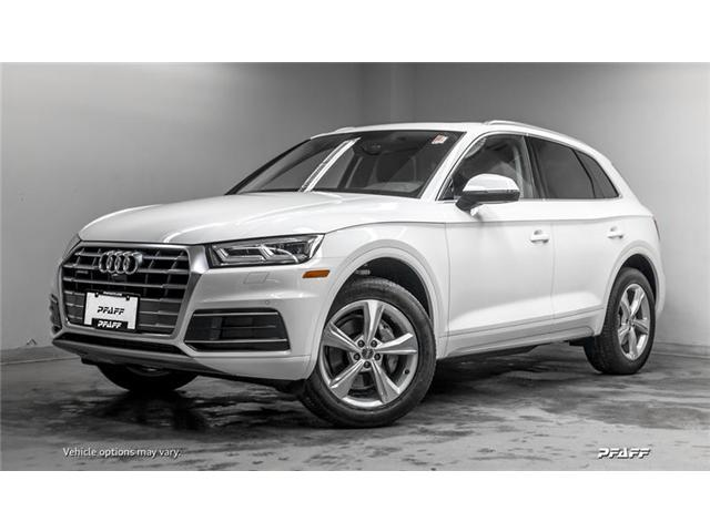 2019 Audi Q5 45 Progressiv (Stk: A12272) in Newmarket - Image 1 of 22