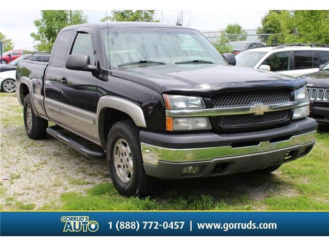 2003 Chevrolet Silverado 1500  (Stk: 135773) in Milton - Image 1 of 13
