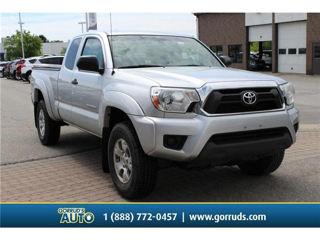 2012 Toyota Tacoma Base (Stk: 008902) in Milton - Image 1 of 14