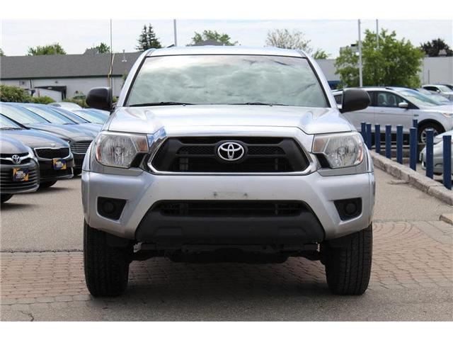 2012 Toyota Tacoma Base (Stk: 008902) in Milton - Image 2 of 14