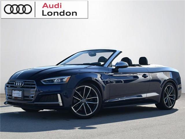 2018 Audi S5 3.0T Technik (Stk: Q08358A) in London - Image 4 of 25