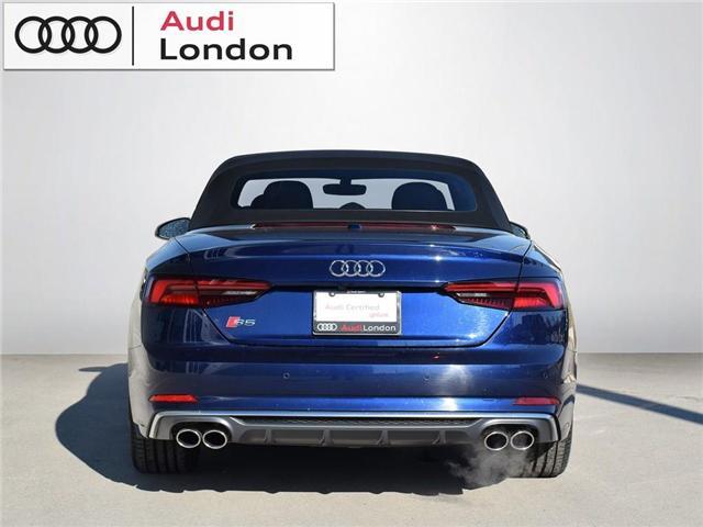 2018 Audi S5 3.0T Technik (Stk: Q08358A) in London - Image 5 of 25
