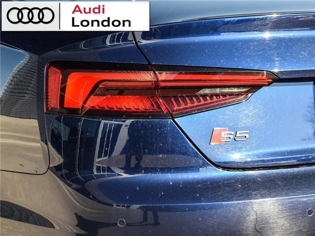 2018 Audi S5 3.0T Technik (Stk: Q08358A) in London - Image 6 of 25