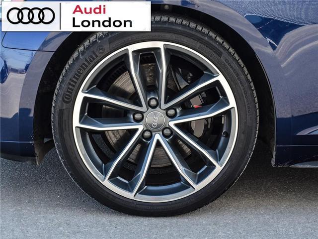 2018 Audi S5 3.0T Technik (Stk: Q08358A) in London - Image 7 of 25