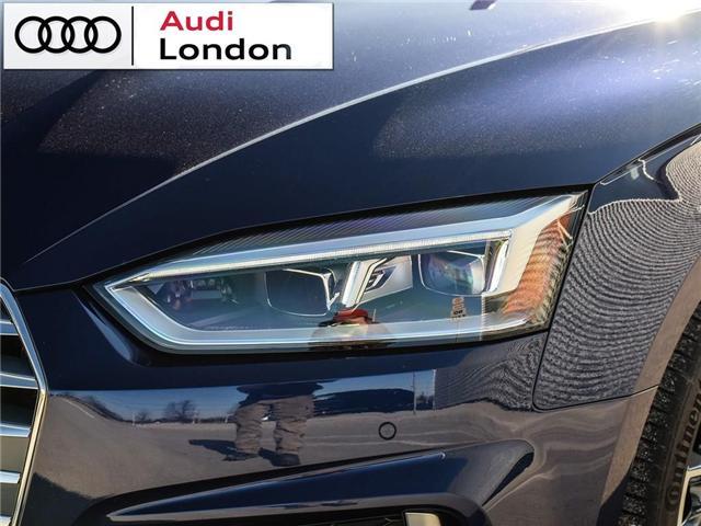 2018 Audi S5 3.0T Technik (Stk: Q08358A) in London - Image 8 of 25