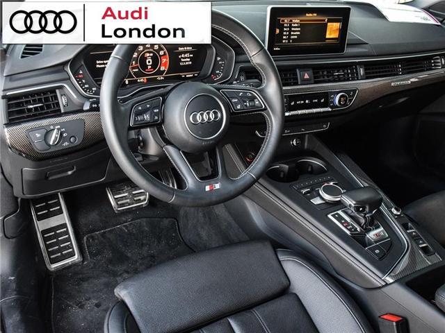 2018 Audi S5 3.0T Technik (Stk: Q08358A) in London - Image 10 of 25