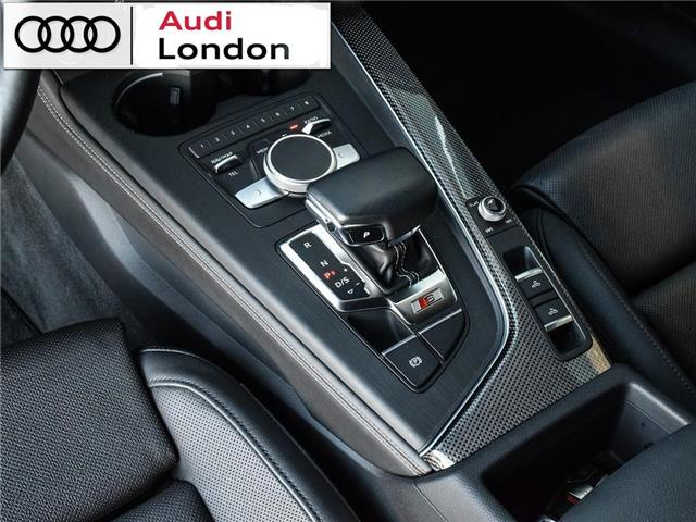 2018 Audi S5 3.0T Technik (Stk: Q08358A) in London - Image 11 of 25
