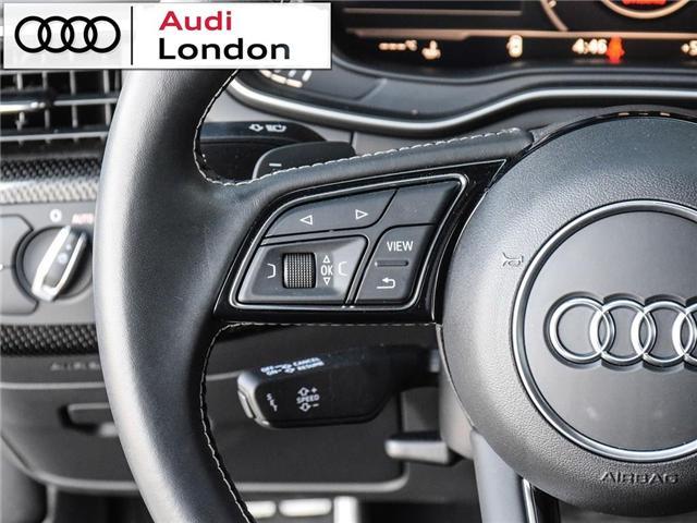 2018 Audi S5 3.0T Technik (Stk: Q08358A) in London - Image 14 of 25
