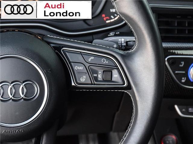 2018 Audi S5 3.0T Technik (Stk: Q08358A) in London - Image 15 of 25