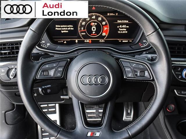 2018 Audi S5 3.0T Technik (Stk: Q08358A) in London - Image 16 of 25