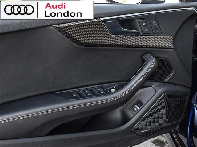 2018 Audi S5 3.0T Technik (Stk: Q08358A) in London - Image 19 of 25