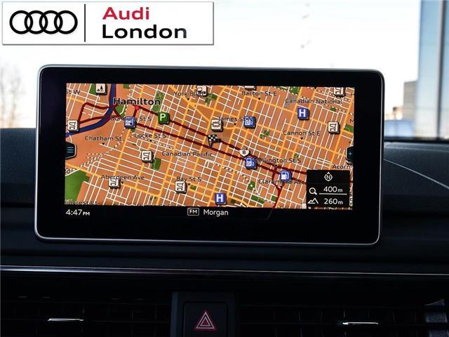 2018 Audi S5 3.0T Technik (Stk: Q08358A) in London - Image 21 of 25