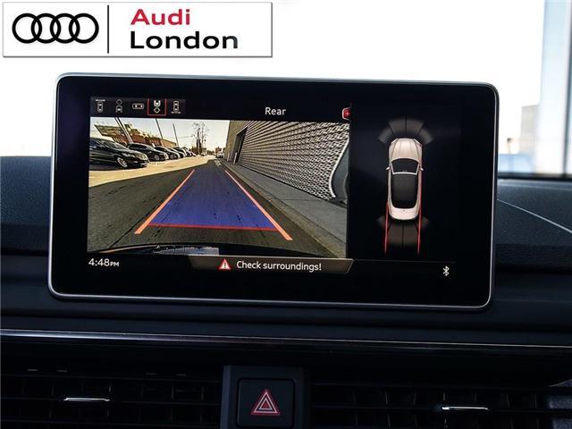 2018 Audi S5 3.0T Technik (Stk: Q08358A) in London - Image 24 of 25