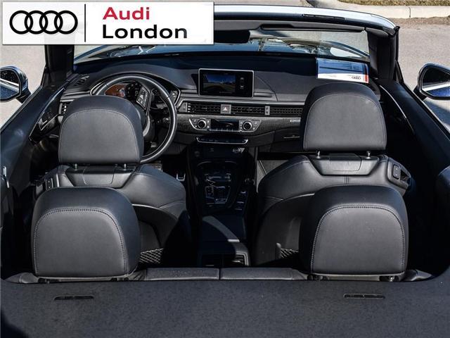 2018 Audi S5 3.0T Technik (Stk: Q08358A) in London - Image 25 of 25