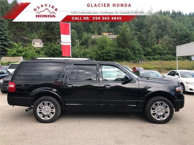 2013 Ford Expedition Max Limited (Stk: 9-4776-A) in Castlegar - Image 1 of 14
