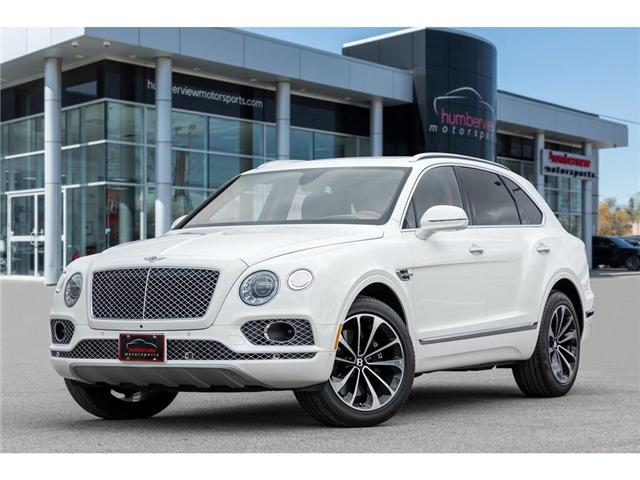 2018 Bentley Bentayga W12 NAIM AUDIO|NAVIGATION|PANO ROOF|600HP!! (Stk: 19MSX448) in Mississauga - Image 1 of 28