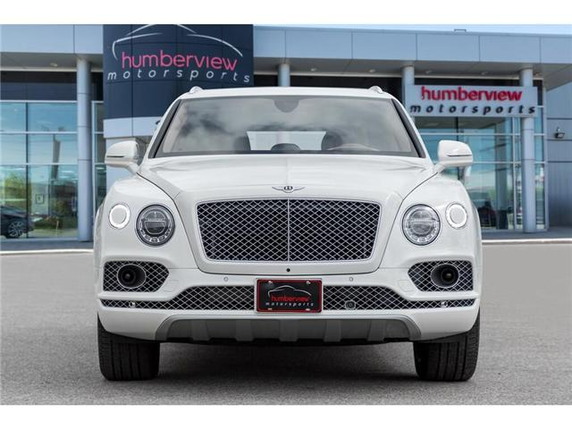 2018 Bentley Bentayga W12 NAIM AUDIO|NAVIGATION|PANO ROOF|600HP!! (Stk: 19MSX448) in Mississauga - Image 2 of 28