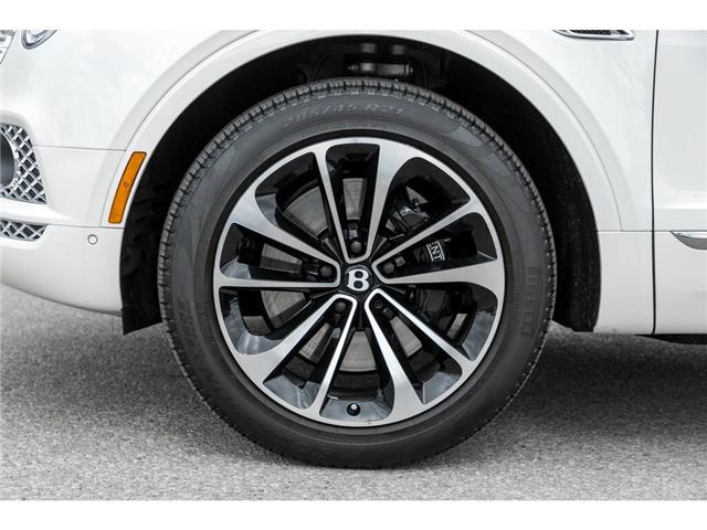2018 Bentley Bentayga W12 NAIM AUDIO|NAVIGATION|PANO ROOF|600HP!! (Stk: 19MSX448) in Mississauga - Image 6 of 28