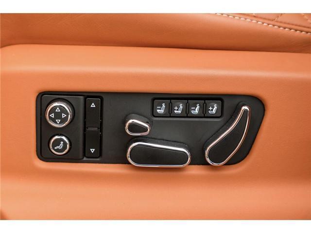 2018 Bentley Bentayga W12 NAIM AUDIO|NAVIGATION|PANO ROOF|600HP!! (Stk: 19MSX448) in Mississauga - Image 11 of 28