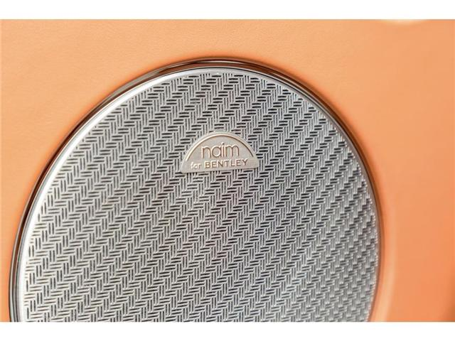 2018 Bentley Bentayga W12 NAIM AUDIO|NAVIGATION|PANO ROOF|600HP!! (Stk: 19MSX448) in Mississauga - Image 14 of 28