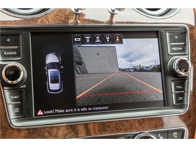 2018 Bentley Bentayga W12 NAIM AUDIO|NAVIGATION|PANO ROOF|600HP!! (Stk: 19MSX448) in Mississauga - Image 17 of 28
