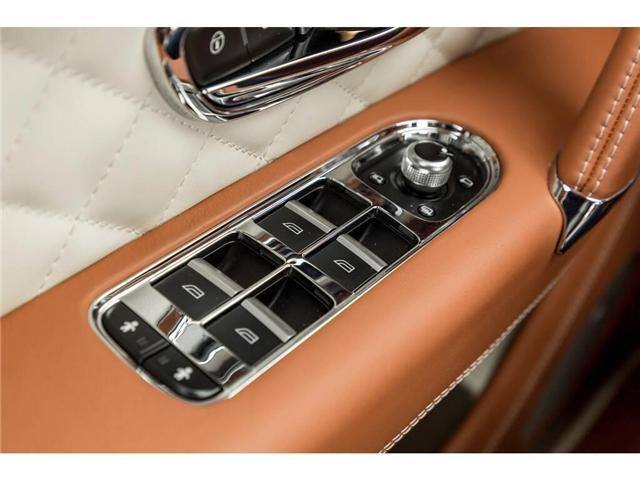 2018 Bentley Bentayga W12 NAIM AUDIO|NAVIGATION|PANO ROOF|600HP!! (Stk: 19MSX448) in Mississauga - Image 18 of 28