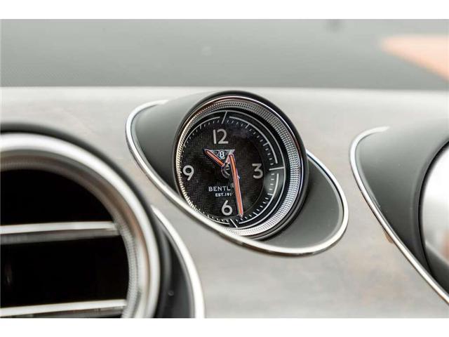 2018 Bentley Bentayga W12 NAIM AUDIO|NAVIGATION|PANO ROOF|600HP!! (Stk: 19MSX448) in Mississauga - Image 21 of 28