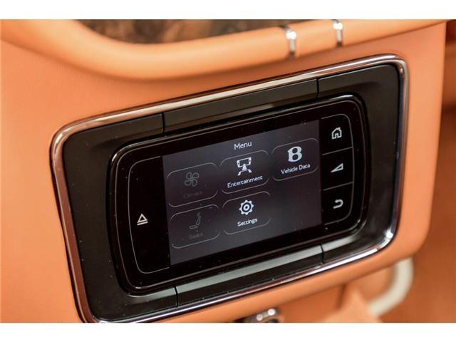 2018 Bentley Bentayga W12 NAIM AUDIO|NAVIGATION|PANO ROOF|600HP!! (Stk: 19MSX448) in Mississauga - Image 26 of 28