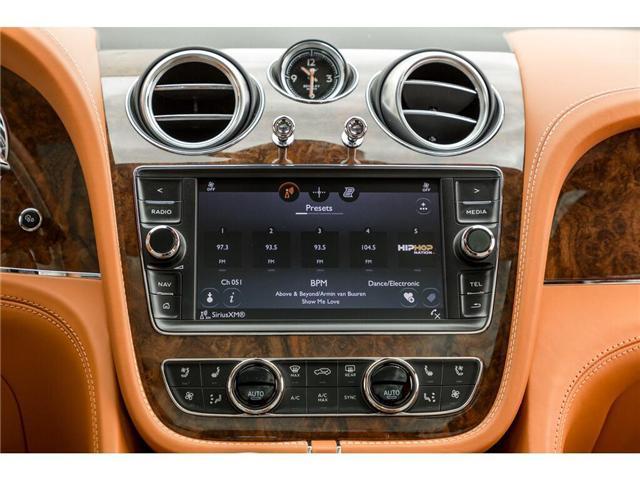 2018 Bentley Bentayga W12 NAIM AUDIO|NAVIGATION|PANO ROOF|600HP!! (Stk: 19MSX448) in Mississauga - Image 28 of 28