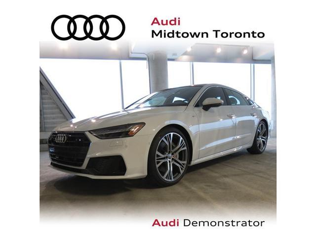 2019 Audi A7 55 Technik (Stk: DAU5924) in Toronto - Image 1 of 30