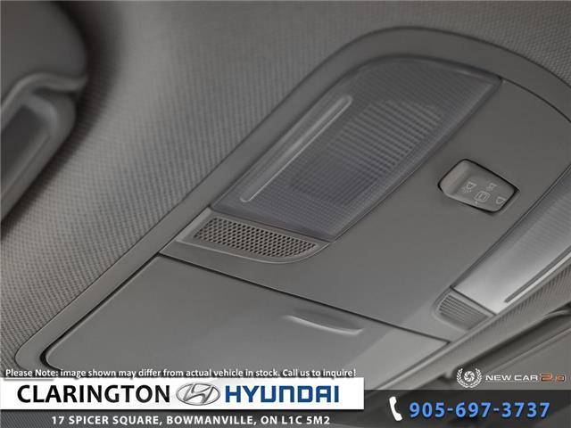 2020 Hyundai Elantra Preferred w/Sun & Safety Package (Stk: 19431) in Clarington - Image 20 of 24