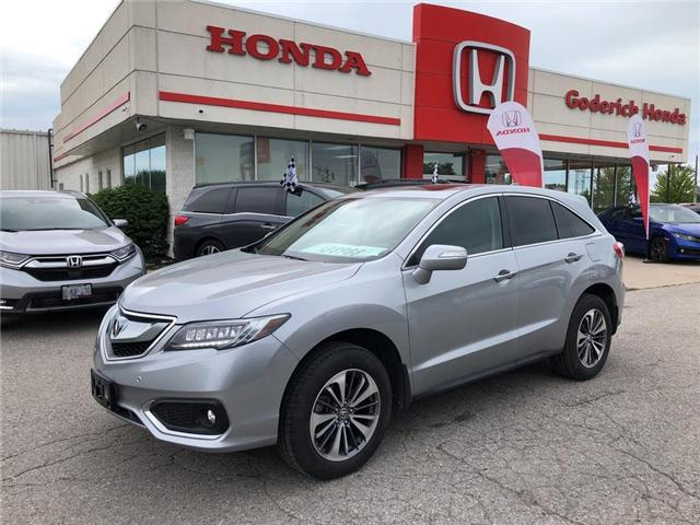 2018 Acura RDX Elite (Stk: U07319) in Goderich - Image 1 of 18