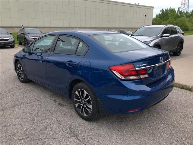 2015 Honda Civic EX (Stk: U07519) in Goderich - Image 2 of 18