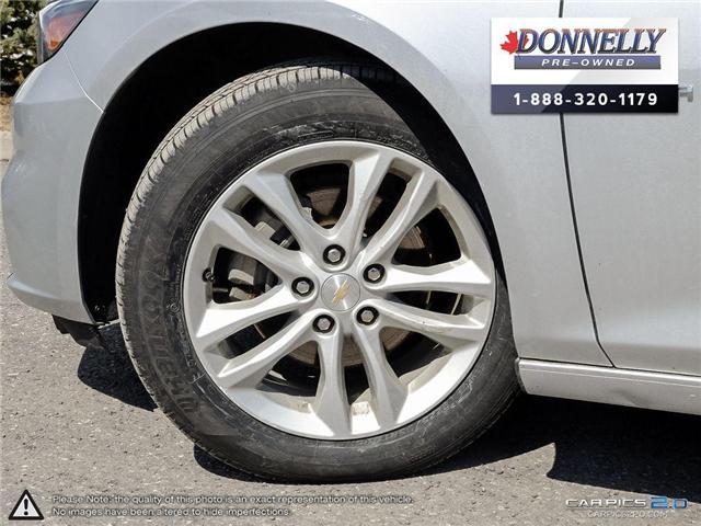 2018 Chevrolet Malibu LT (Stk: CLKUR2254) in Kanata - Image 6 of 27