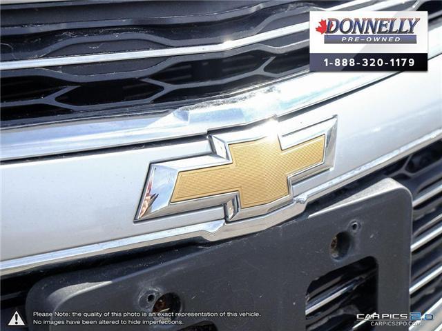 2018 Chevrolet Malibu LT (Stk: CLKUR2254) in Kanata - Image 8 of 27