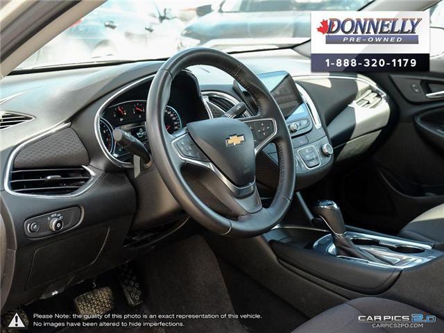 2018 Chevrolet Malibu LT (Stk: CLKUR2254) in Kanata - Image 12 of 27