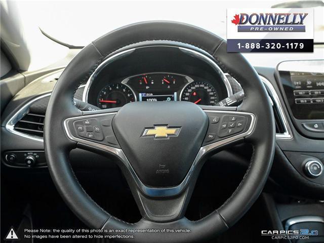 2018 Chevrolet Malibu LT (Stk: CLKUR2254) in Kanata - Image 14 of 27