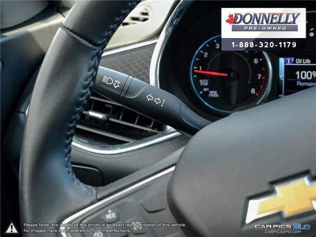 2018 Chevrolet Malibu LT (Stk: CLKUR2254) in Kanata - Image 17 of 27