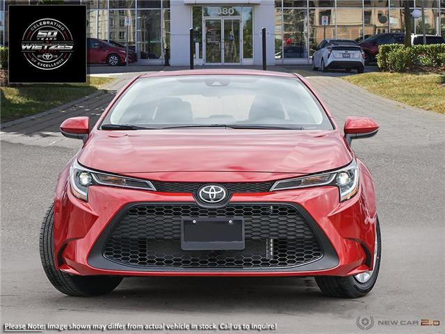 2020 Toyota Corolla LE (Stk: 68966) in Vaughan - Image 2 of 24